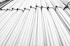 Netwerk aanleg van kabelnetten Royalty-vrije Stock Afbeeldingen