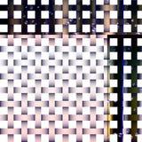 Netwerk abstract ontwerp in zachte kleuren Stock Afbeeldingen