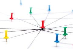 Netwerk, netwerk, verbinding, mededeling Stock Afbeeldingen