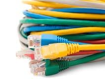 Netwerkapparatuur Stock Afbeelding