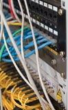 Netwerkapparatuur Royalty-vrije Stock Fotografie