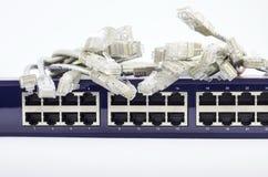 Netwerkserver Stock Foto