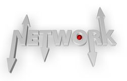 Network Stock Photo