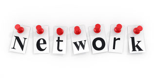 Network Stock Image