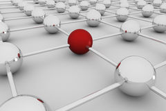 Network 3D Stock Photography