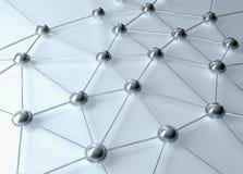 Network abstract Stock Photos
