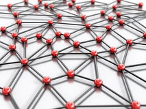 Network abstract Stock Photography