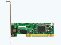 Network adapter Stock Images