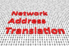 Network address translation Stock Images