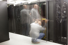 Network administrator Stock Photos