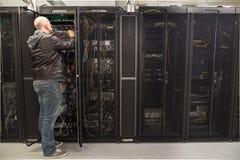 Network administrator Stock Photos