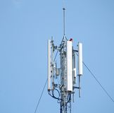 Network antenna Stock Photography
