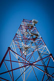 Network antenna Royalty Free Stock Images