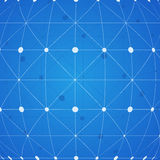 Network background Royalty Free Stock Photos