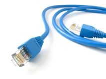 Network cable Royalty Free Stock Photos