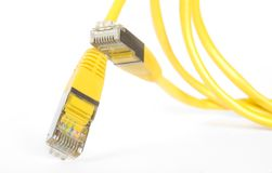 Network cable Stock Photography