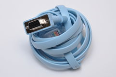 Network cable UTP Stock Images