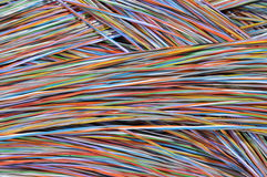 Network cables Royalty Free Stock Images