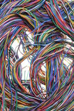 Network chaos Royalty Free Stock Photo