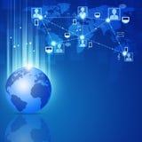 Network Communications Royalty Free Stock Photo
