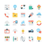 Network and Communications Vector Icons 1 Stock Photo