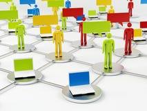 Network Concept Stock Photos