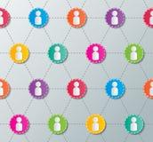Network Connection Stockfotos