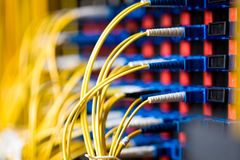 Network connection Royalty Free Stock Photos