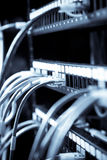 Network connection Stock Photos