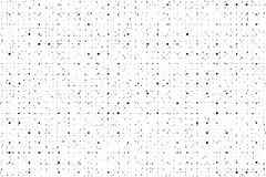 Network connection dots for technology concept on white. Background, abstract illustration Stock Photo
