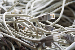 Network connectors Royalty Free Stock Photography