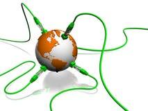 Network Royalty Free Stock Photos