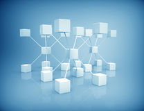 Network Royalty Free Stock Images