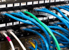 Network equipmen Royalty Free Stock Photography