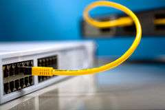 Network equipment Stock Photography