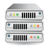Network Equipment Icon Royalty Free Stock Image
