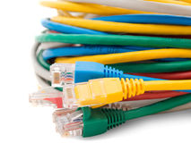 Network equipment Stock Image