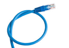 Network Ethernet Cabl Stock Images