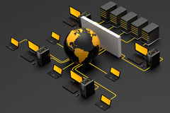 Network Firewall Stock Images