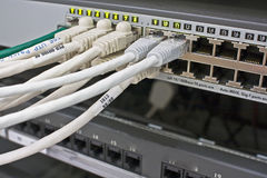 Network gateway Stock Image