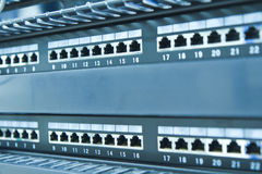 Network hub Stock Photography