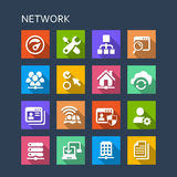 Network icon Royalty Free Stock Images