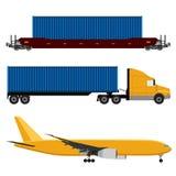 Network logistics Stock Photography