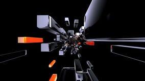 Network vector illustration