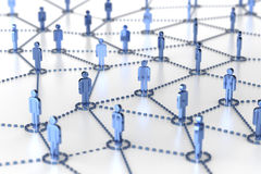 Network, networking, connection, social networks, internet, comm. 3d rendering concept image representing network, networking, connection, social networks Vector Illustration