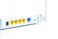 Network Router Stock Image
