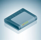 Network Router Stock Images