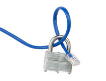 Network Security Royalty Free Stock Photography