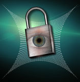 Network Security Stock Photo