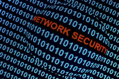 Network Security Symbolism Stock Photo
